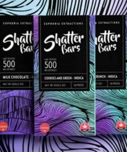 Shatter bars indica 500mg